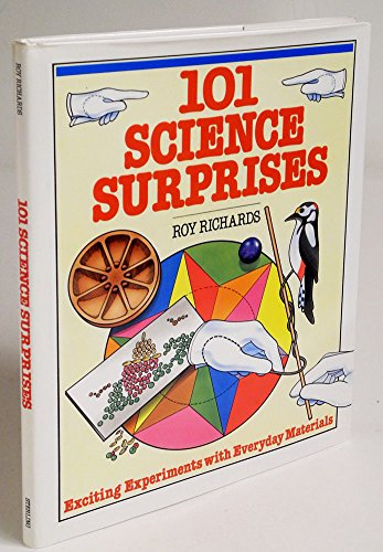 9780806988221: 101 Science Surprises: Exciting Experiments With Everyday Materials