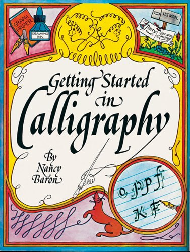 9780806988405: Getting Started in Calligraphy