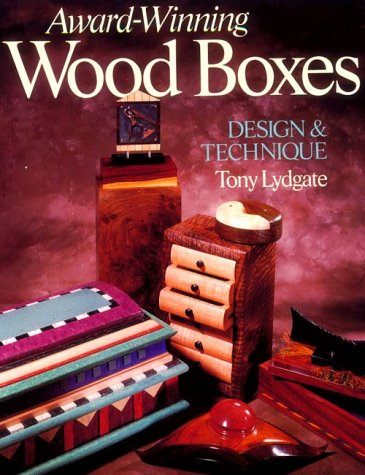 9780806988412: Award-Winning Wood Boxes: Design & Technique