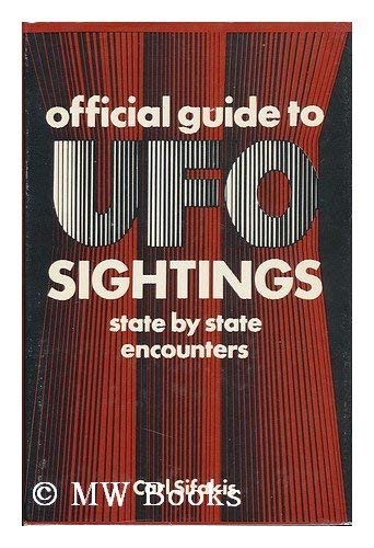9780806988504: Official Guide to Ufo Sightings