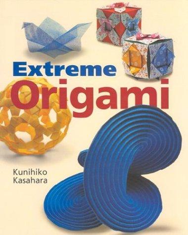 9780806988535: Extreme Origami