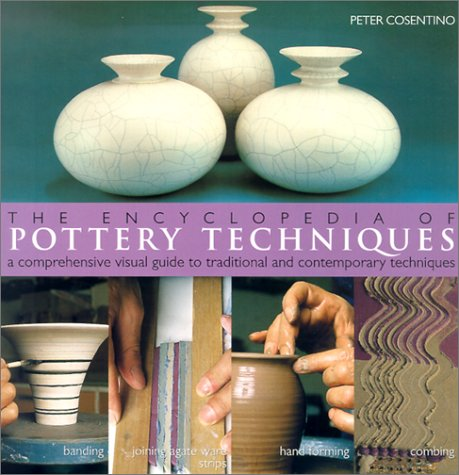 9780806989136: The Encyclopedia of Pottery Techniques: A Comprehensive Visual Guide to Traditional and Contemporary Techniques