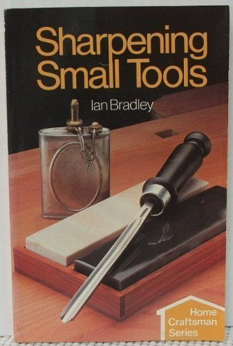 9780806989228: Sharpening Small Tools (Home Craftsman Series)