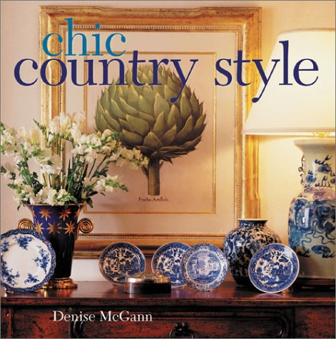 9780806989372: Chic Country Style