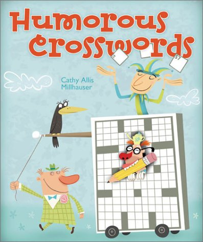 9780806989518: Humorous Crosswords