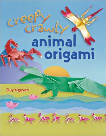 9780806990125: Creepy Crawly Animal Origami