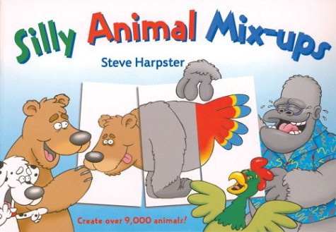9780806992846: Silly Animal Mix-ups: Create Over 1,000 Animals