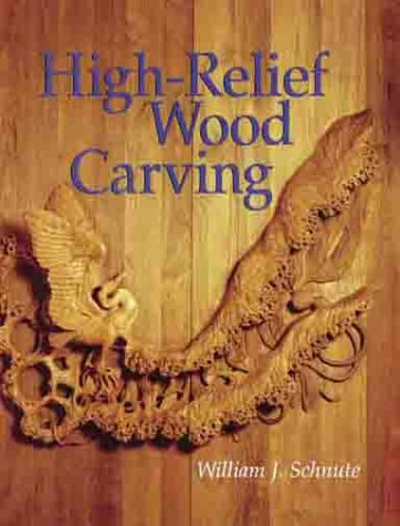 9780806993362: High-Relief Wood Carving