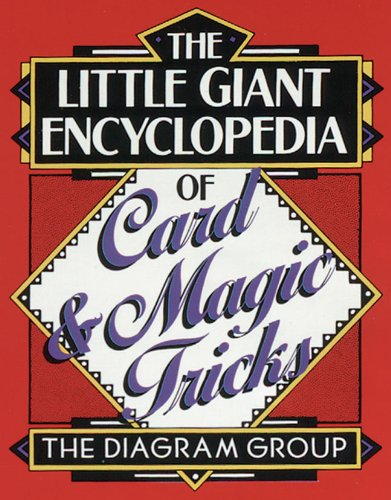 9780806993478: The Little Giant Encyclopedia of Card & Magic Tricks