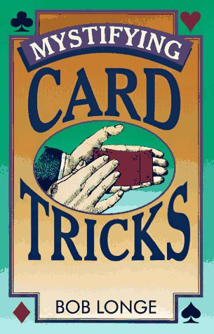 9780806994543: Mystifying Card Tricks