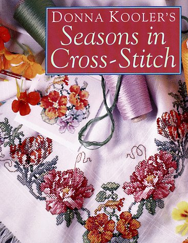 9780806994550: Donna Kooler's Seasons in Cross-Stitch