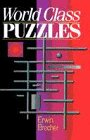 World Class Puzzles (0806994584) by Erwin Brecher