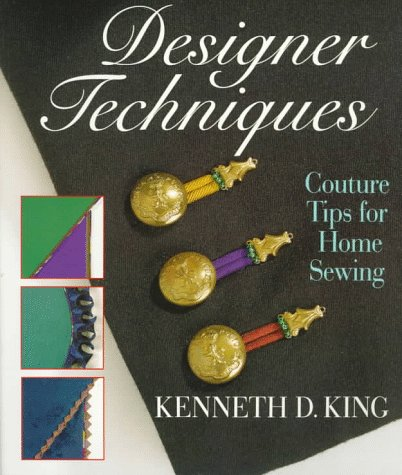 9780806994901: Designer Techniques: Couture Tips for Home Sewing