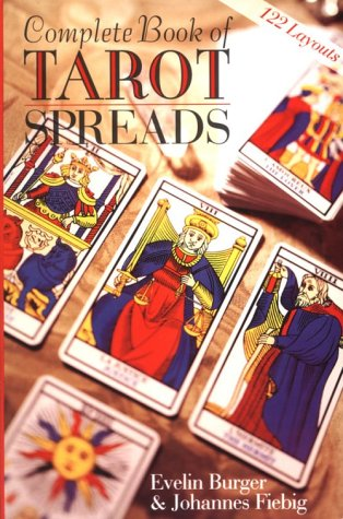 9780806995052: Complete Book of Tarot Spreads