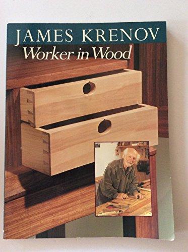 9780806996899: James Krenov Worker In Wood (Woodworking)