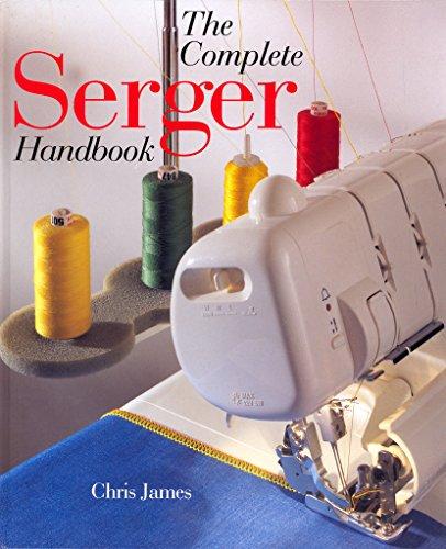 9780806998060: Complete Serger Handbook