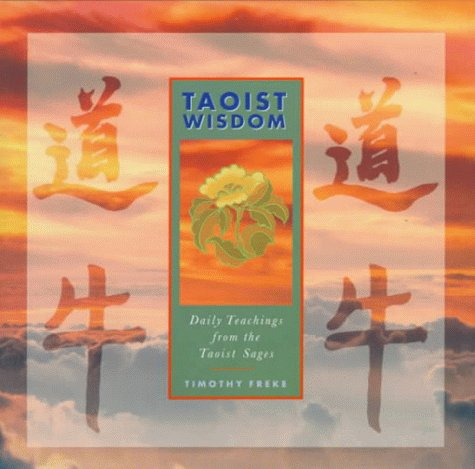 9780806998510: Taoist Wisdom: Daily Teachings from the Buddhist Sages