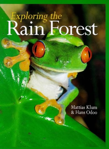 9780806998732: Exploring the Rain Forest