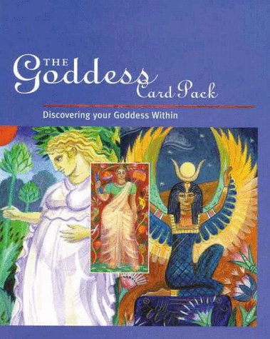 9780806999036: The Goddess Card Pack: Discovering Your Goddess Within