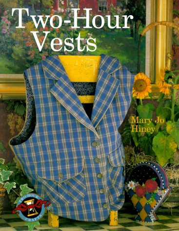 9780806999234: Two-Hour Vests (Two-Hour Crafts)