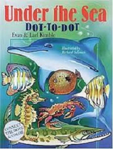 9780806999869: Under the Sea Dot to Dot