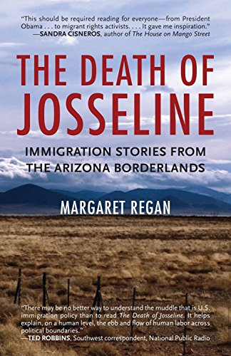 9780807001301: The Death of Josseline: Immigration Stories from the Arizona Borderlands