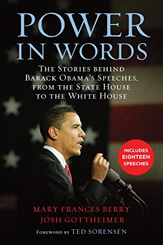 9780807001691: Power in Words: The Stories behind Barack Obama's Speeches, from the State House to the White House