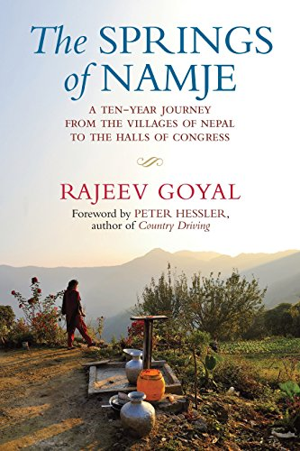 9780807001752: The Springs of Namje: A Ten-Year Journey from the Villages of Nepal to the Halls of Congress