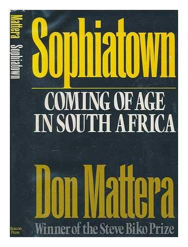 9780807002063: Sophiatown: Coming of Age in South Africa