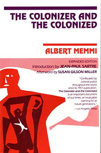 9780807003015: The Colonizer and the Colonized