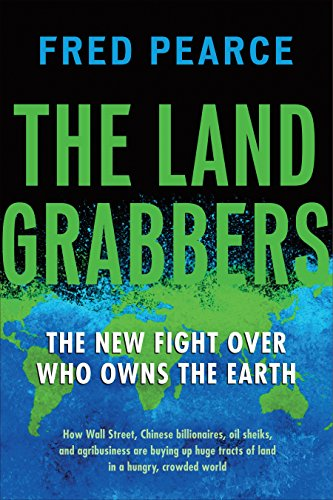 9780807003244: The Land Grabbers: The New Fight over Who Owns the Earth