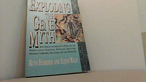 Exploding the Gene Myth ***SIGNED BY AUTHOR!!!***