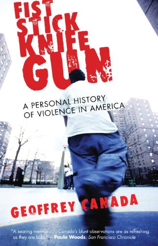 9780807004227: Fist Stick Knife Gun: A Personal History of Violence in America