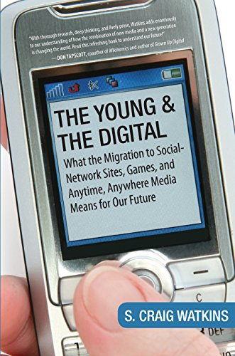 9780807006160: The Young and the Digital: What the Migration to Social Network Sites, Games, and Anytime, Anywhere Media Means for Our Future