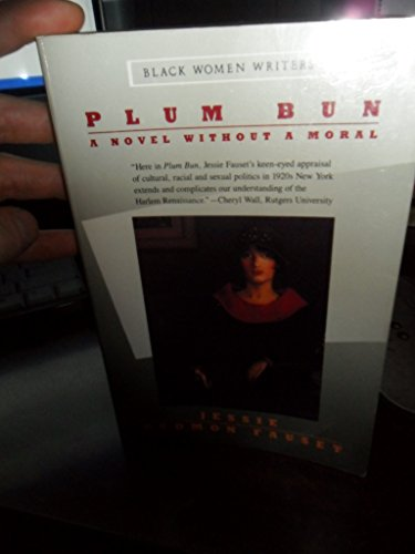 Plum Bun: A Novel Without A Moral: Jessie Redmon Fauset