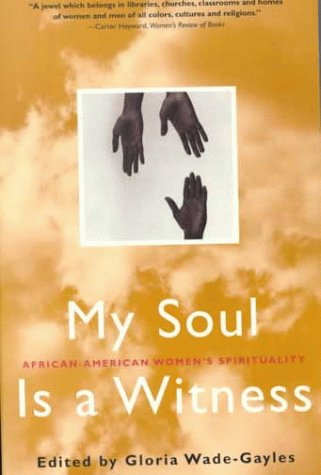 9780807009352: MY SOUL IS A WITNESS P