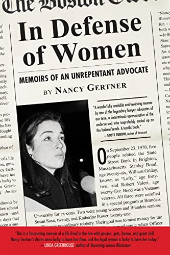 9780807011430: In Defense of Women: Memoirs of an Unrepentant Advocate