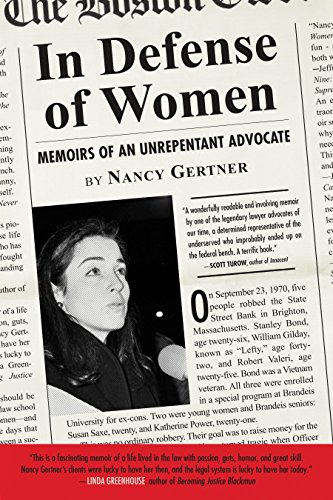 9780807011485: In Defense of Women: Memoirs of an Unrepentant Advocate