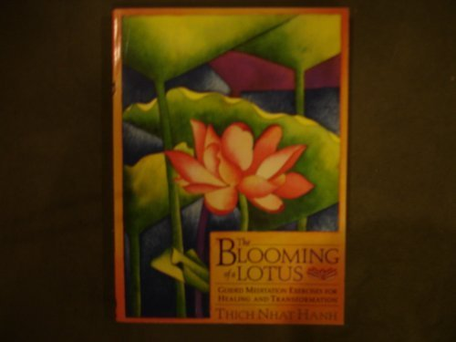 The Blooming of a Lotus: Guided Meditation Exercises for Healing & Transformation