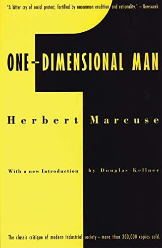9780807014172: One-Dimensional Man: Studies in the Ideology of Advanced Industrial Society