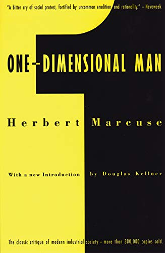 9780807014172: One Dimensional Man: Studies in Ideology of Advanced Industrial Society