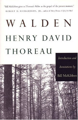 Walden: Lessons for the New Millenium
