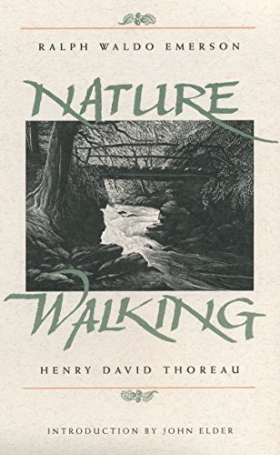 Nature Walking (The Concord Library): Emerson, Ralph Waldo;