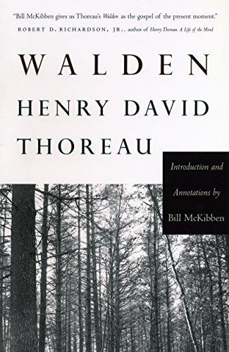 Walden: Henry David Thoreau, (Introduction) Bill McKibben