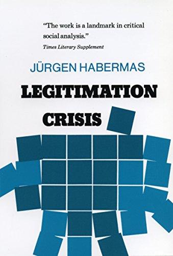 9780807015216: Legitimation Crisis