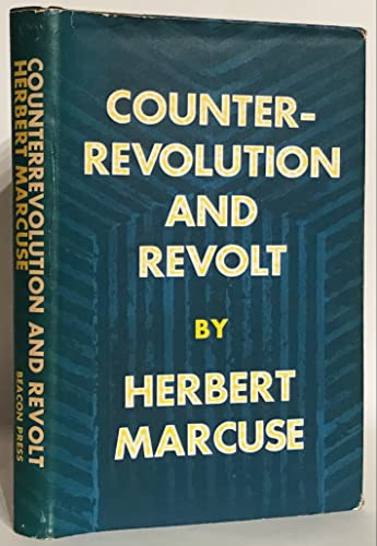 9780807015322: Counterrevolution and Revolt