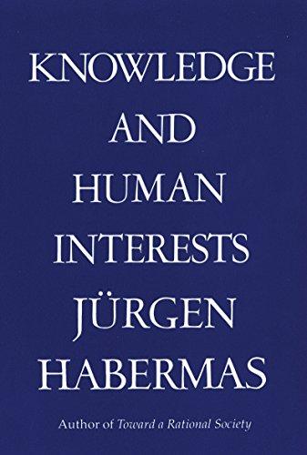 Knowledge and Human Interests: Jurgen Habermas