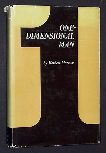 9780807015742: One Dimensional Man: Studies in the Ideology of Advanced Industrial Society