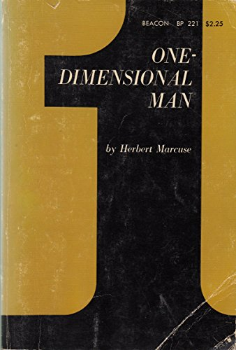 9780807015759: One Dimensional Man: Studies in the Ideology of Advanced Industrial Society