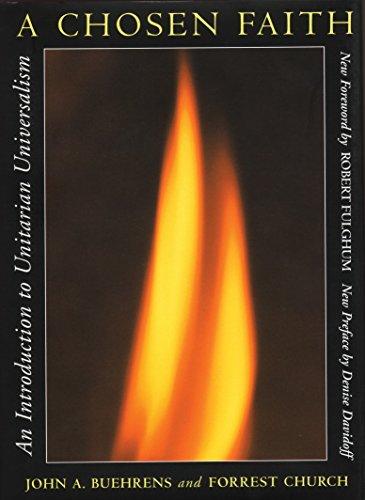 9780807016176: A Chosen Faith: An Introduction to Unitarian Universalism